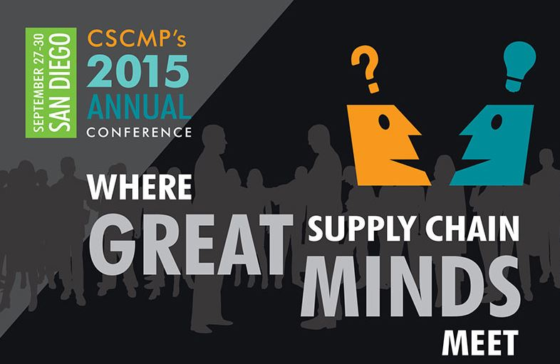 CSCMP's 2015 Annual Conference