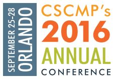 CSCMP Annual Conference 2016