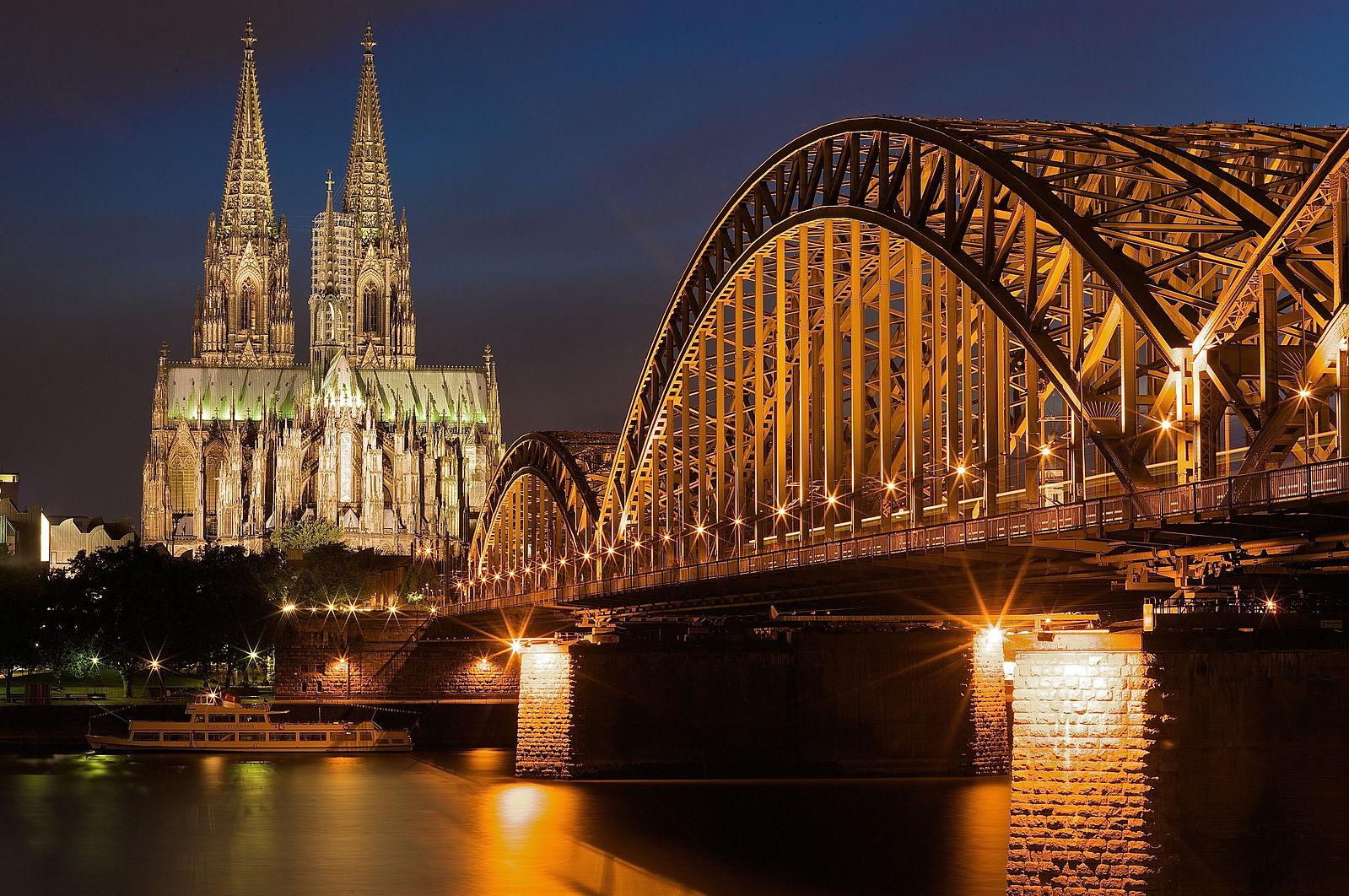 UPS Cologne Airport Visit