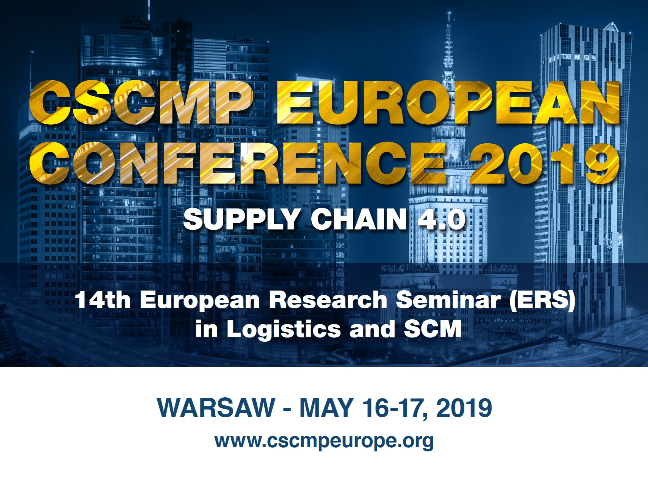 CSCMP European Conference 2019